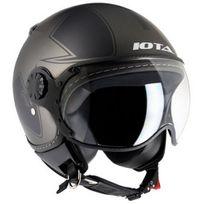 Iota - Casque Dp04 Garage Titan mat Noir