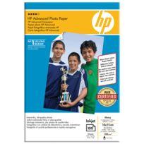 Hp - papier photo brillant 10x15 250g q8692a - boite de 100 feuilles
