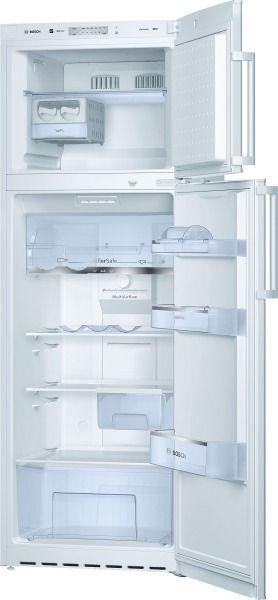Bosch réfrigérateur combiné 60cm 274l a+ no frost blanc - kdn30x13