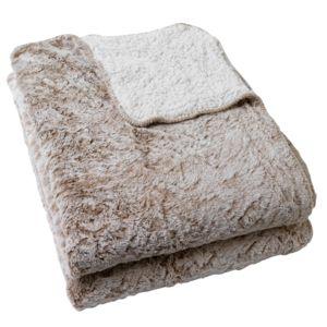 alin a hima plaid imitation fourrure 180x230cm pas. Black Bedroom Furniture Sets. Home Design Ideas