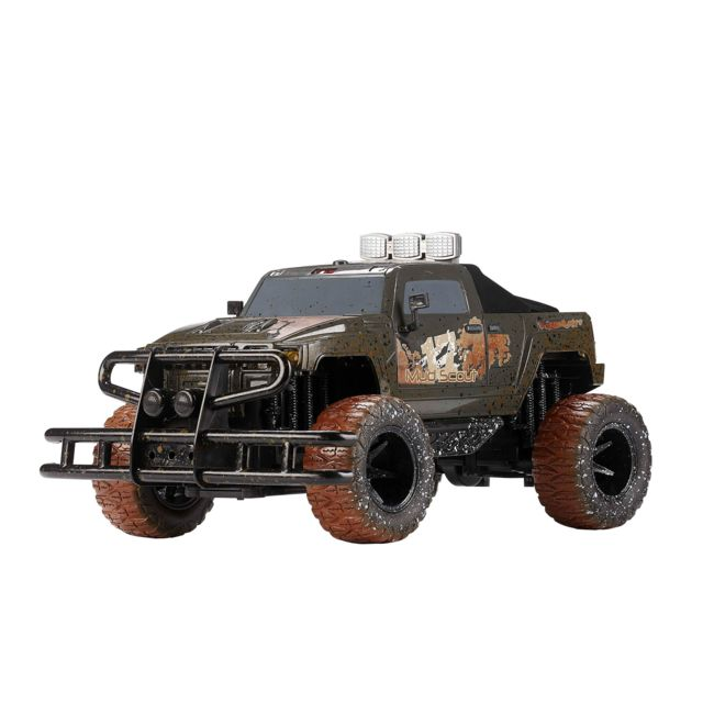 "REVELL Buggy ""MUD SCOUT Buggy 2 voies RC 40 MHz. 36 cm de long"