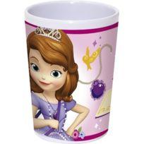 JoyToy - Disney Princess - Princesse Sofia - MÉLAMINE Verre 200 Ml