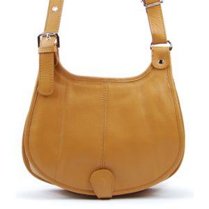 oh my bag sac main cuir femme petra petit mod le cognac clair pas cher achat vente. Black Bedroom Furniture Sets. Home Design Ideas