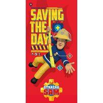 Sam Le Pompier - Serviette de bain Saving