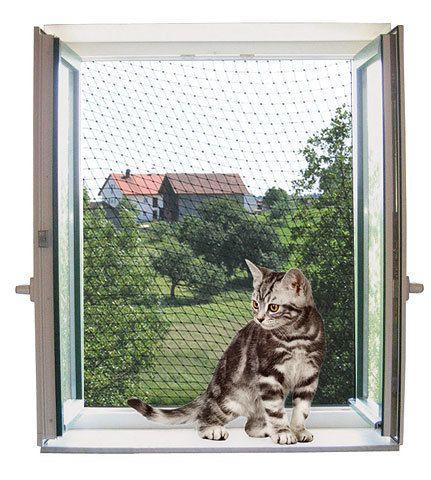 Filet pour chat transparent 2 x 3 m