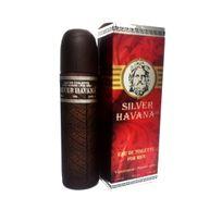 Havana - Eau de toilette Silver pour homme - 100 ml