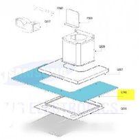 Samsung - Reflecteur verre hotte pour hotte