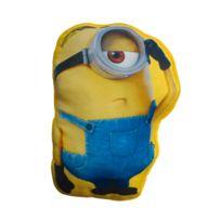 Les Minions - Coussin 3D Velboa 100% polyester
