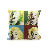 Vincent Larrousse - Coussin Marilyn 40x40