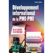 Afnor - développement international de la Pme-pmi ; de la théorie à la pratique