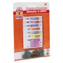 Funny Home - Blister Monnaie Euros
