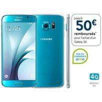 Samsung - Galaxy S6 32Go bleu
