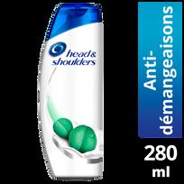 Head & Shoulders - Anti-Démangeaisons Shampooing Antipelliculaire - flacon de 280 ml