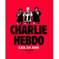 Les Echappes - les 20 ans de Charlie Hebdo ; 1992/2012