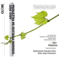 Globe - Giovanni Pierluigi Da Palestrina | Arvo Pärt - Oeuvres chorales