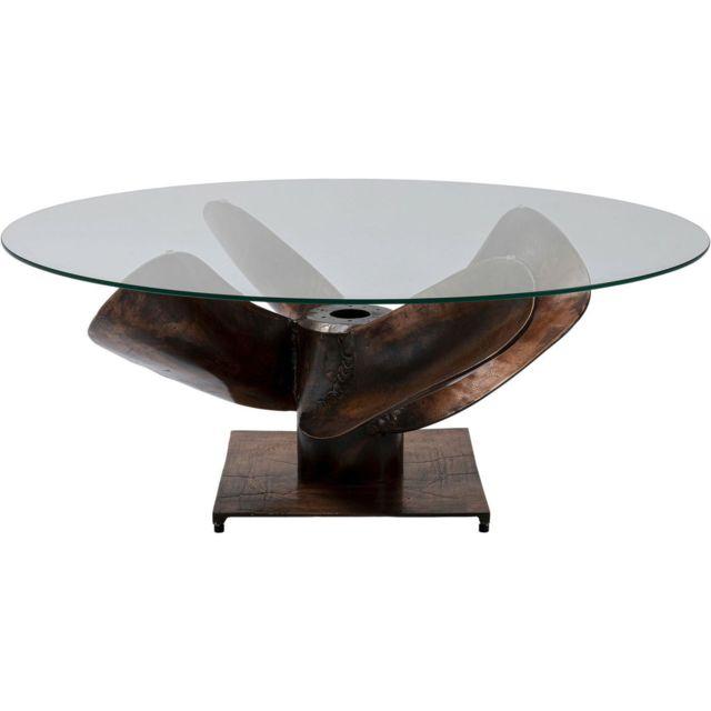Karedesign Table basse Hélice 90cm Kare Design