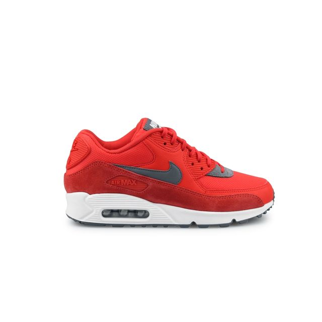 best sneakers 3238f b22a7 Nike - Wmns Air Max 90 Orange Max 325213-801 - pas cher Achat   Vente  Baskets femme - RueDuCommerce