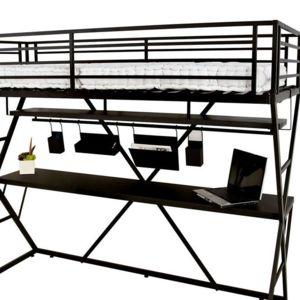 alin a iks tablette de bureau et accessoires pour lit iks pas cher achat vente lit enfant. Black Bedroom Furniture Sets. Home Design Ideas