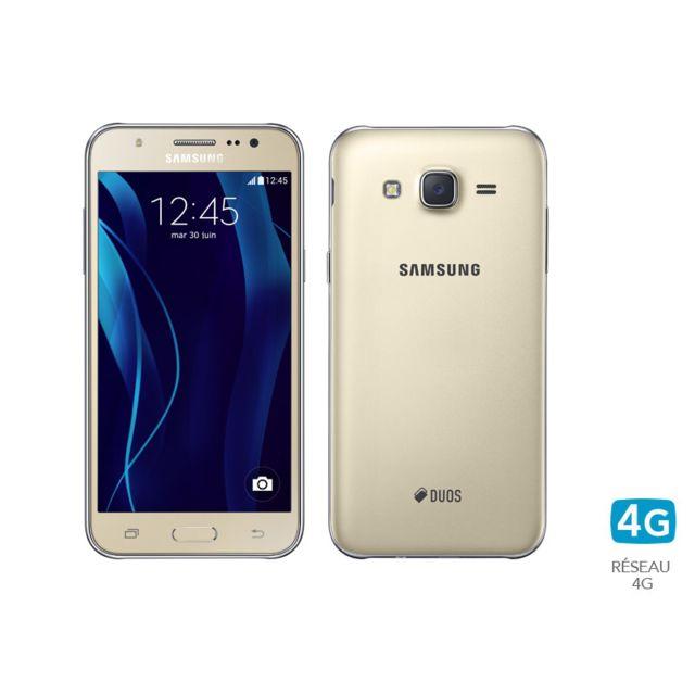 Samsung - Galaxy J5 Or