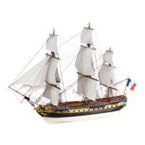 Artesania - Maquette bateau en bois : L'Hermione La Fayette
