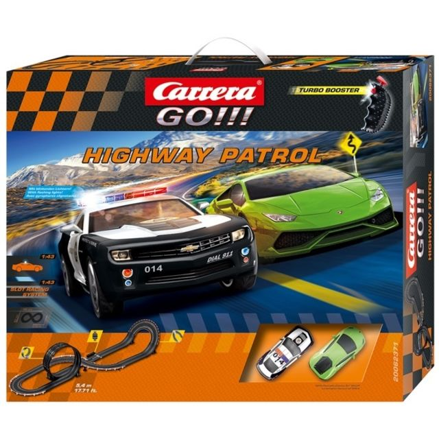 Carrera Go - Circuit Highway Patrol