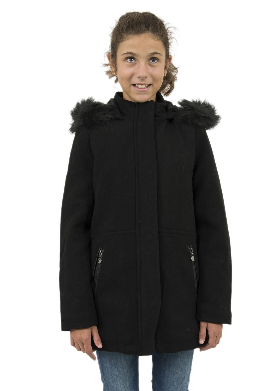 Manteaux clarra noir