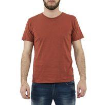 Lee Cooper - Tee shirt 005551 awake rouge Xxxl
