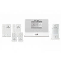 New Deal - Alarme Gsm intelligente - Pro-l9 - Blanc