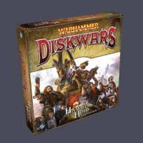 Fantasy Flight Games - Jeux de société - Warhammer Diskwars : Extension Hammer And Hold