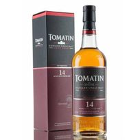 Tomatin - 14 ans Portwood Limited 46° 70cl