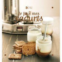 Editions Saep - livre de recettes - je fais mes yaourts