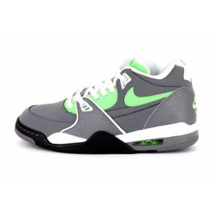 Nike - Basket Air Flight 89 - 306252-008 Gris - 40 1/2