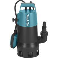 Makita - Pompe vide-cave à eau chargée 1100 W - PF1010