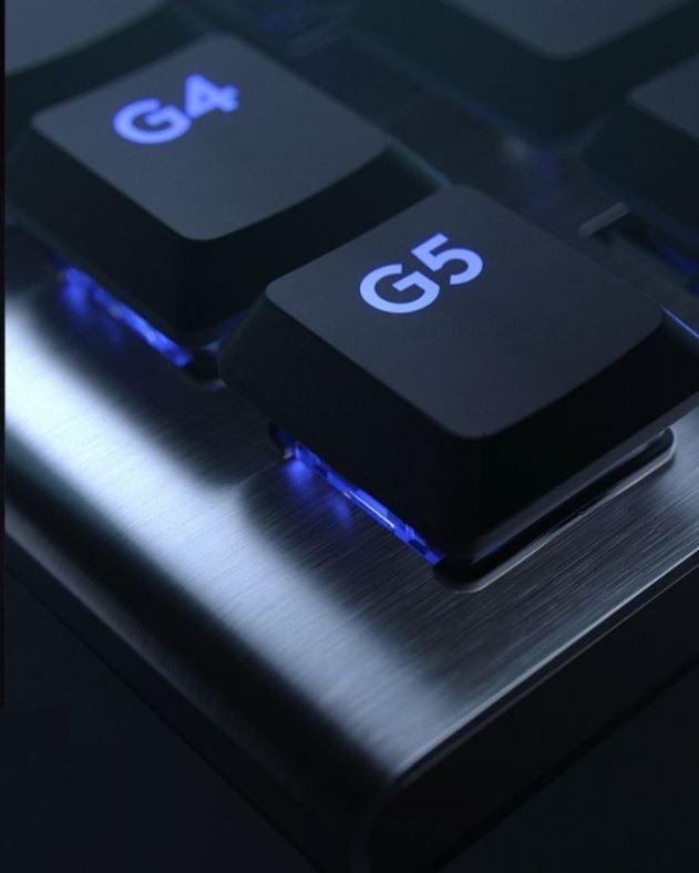 G815 LIGHTSPEED TACTILE Carbon