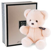Histoire D'OURS - Pelcuhe Ours : Baby Beige