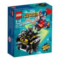Lego - 76092 DC Comics Super Heroes™: Mighty Micros : Batman™ contre Harley Quinn