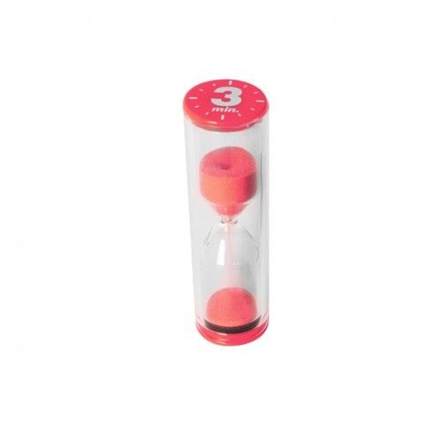 Chevalier Diffusion Sablier rouge 3 minutes - Dexam