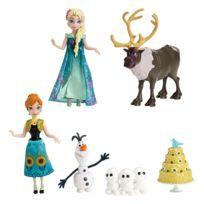 Reine des neiges - La - Coffret Anniversaire Fête Givrée La