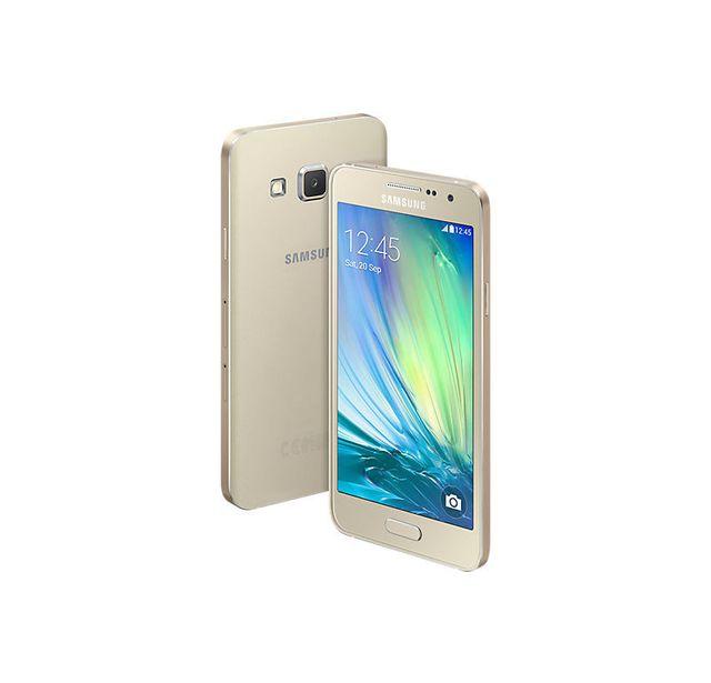 Samsung - Galaxy A3 2015 16 Go - Or - Reconditionné