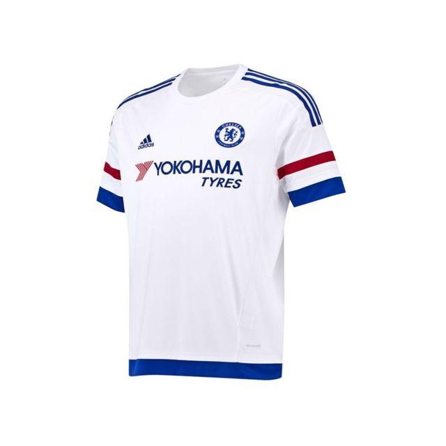 Cfc A Jsy Y Blc Maillot Chelsea Football Garçon Multicouleur 10A