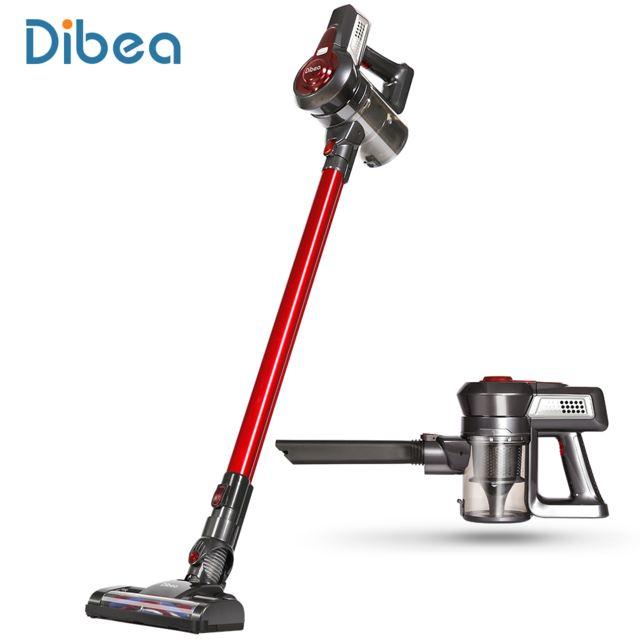 Dibea C17 Aspirateur balai électrique, sans fil, portable