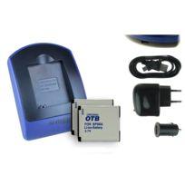 mtb more energy® - 2 Batteries + Chargeur USB, Bp88A pour Samsung Dv300, Dv300F, Dv305, Dv305F