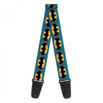 Buckle-down - Buckle Down Comics 012 Batman Signal 3 - noire bleue jaune - Sangle Guitare