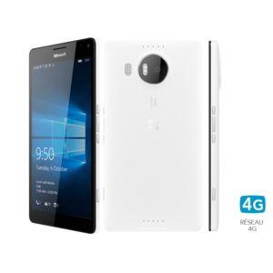 MICROSOFT - Lumia 950 XL Dual Sim Blanc