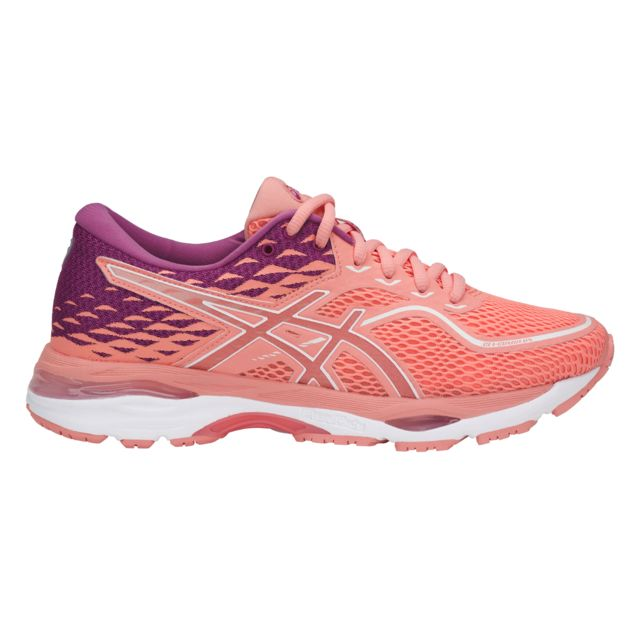 19 Femme Corailrose Chaussures Corail Gel Rose Asics Cumulus W2DHYeE9I