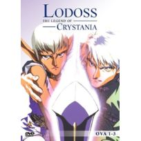 Av Visionen GmbH - Lodoss - The Legend Of Crystania - Ova 1-3 IMPORT Allemand, IMPORT Dvd - Edition simple