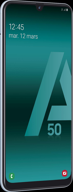 Smartphone Galaxy A50 128 Go Samsung Blanc