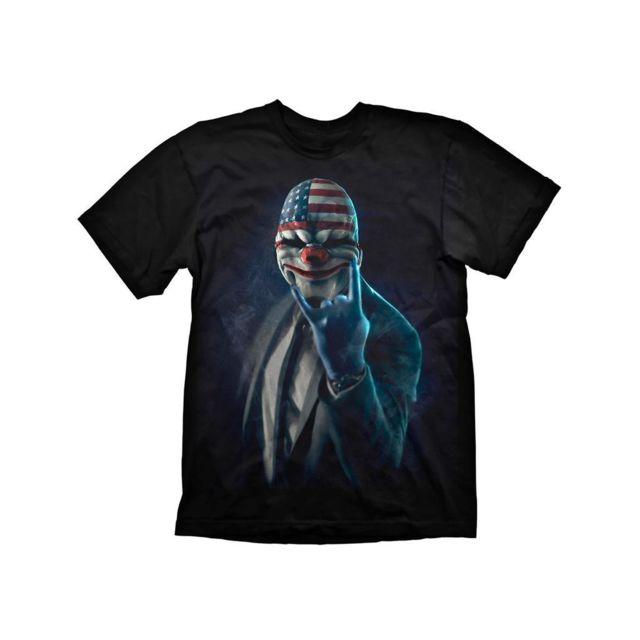 Gaya - T-shirt Payday 2 Rock On