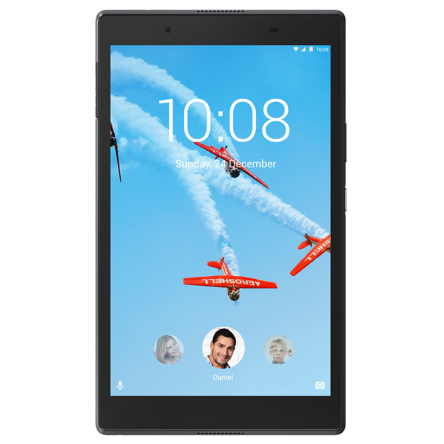LENOVO - Tab 4 8 Plus - 8'' - Full HD - 16 Go - Noir