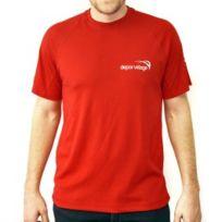 Deporvillage - Maillot Team rouge